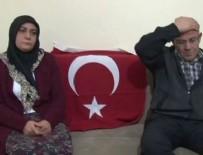 VATAN HAINI - Gazileri darp eden gencin ailesi özür diledi