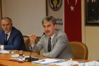 CENGIZ ERGÜN - Turgutlu'daki Kavşak Projesinde Çalışmalar Hızlandırıldı