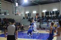 HOUSTON - Türkiye Kadınlar Basketbol Ligi Açıklaması Elazığ İl Özel İdare Açıklaması 68 - Edremit Belediye Gürespor Açıklaması 63