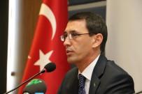KARABÜK ÜNİVERSİTESİ - Türkmenistan Ankara Büyükelçisi İşankuli Amanlıyev KBÜ'de