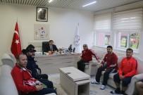 MUSA AYDıN - U23 Güreş Milli Takımı, Dünya Şampiyonası Hazırlıklarını Sürdürüyor