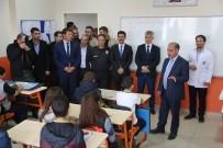 ŞIRNAK VALİSİ - Vali Aktaş, Cizre'de İncelemelerde Bulundu