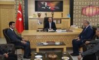 KEMAL YURTNAÇ - Vali Yurtnaç, Yerköy'de İncelemelerde Bulundu