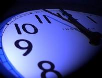 YAZ SAATİ UYGULAMASI - Yaz saati ile ilgili flaş gelişme