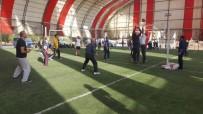 CENTİLMENLİK - Yazıhan'da Kurumlararası Voleybol Turnuvası Düzenlendi