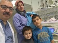YOĞUN BAKIM ÜNİTESİ - Yenidoğan Yoğun Bakım Ünitelerinde Çocuk Ziyaretçi Uygulaması Başladı