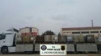 MADENİ YAĞ - Yozgat'ta 19 Bin Litre Madeni Yağ Ele Geçirildi