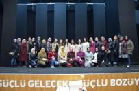 AİLE İÇİ ŞİDDET - 3. Uluslararası Bozüyük Metristepe Tiyatro Günleri'nde 'Kadın Ölüleri' Oyunu Sahnelendi