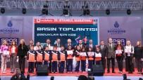 AVRASYA - 39. Vodafone İstanbul Maratonu'nun Basın Toplantısı Yapıldı