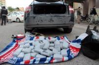 DİYARBAKIR EMNİYET MÜDÜRLÜĞÜ - Açığa Alınan Polis 40 Kilogram Eroinle Yakalandı