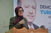 AK Parti'de Selma Özkarasu Güven Tazeledi