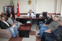 ORGAN BAĞIŞI HAFTASI - AK Parti Gemerek Teşkilatı Üyeleri Organlarını Bağışladı