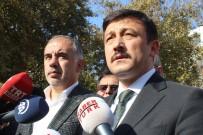 HAMZA DAĞ - AK Partili Dağ, Alperen'in İlk Duruşmasına Katıldı