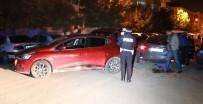 ALKOLLÜ SÜRÜCÜ - Alkollü Sürücü Polis Aracına Çarptı