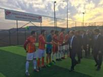 FUTBOL TURNUVASI - Altınözü'nde 'Suriye Kardeşlik Turnuvası'