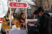 CAİZ - Ardahan'da Organ Bağışı Standı Açıldı