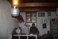 ÇORUH - Artvin'in Yusufeli İlçesi Yokuşlu Köyünün Elektrik Çilesi