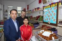 TEVFİK İLERİ - 'Askıda Simit' İle Yardımlaşıyorlar