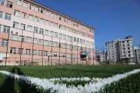 TEVFİK İLERİ - Atakum'dan Okula Halı Saha