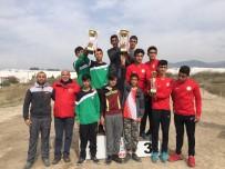EGE BÖLGESI - Atletizmde Aydın'a Çifte Kupa Kazandırdılar