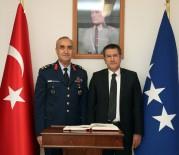 NURETTİN CANİKLİ - Bakan Canikli'den Brüksel'de Türk Askeri Temsilciğine Ziyaret
