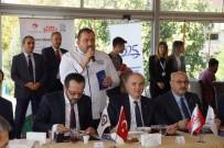 ADNAN MENDERES ÜNIVERSITESI - Bakan Özlü, 'Dalama Tandırı' Coğrafi İşaret Belgesini Başkan Özakcan'a Teslim Etti
