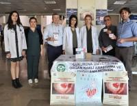 ORGAN BAĞIŞI HAFTASI - Balcalı'da Organ Bağışı Standı Açıldı