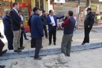 Barbaros Caddesi'nin Asfaltlama Çalışmalarında Geri Sayım Başladı