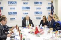 BAHÇEŞEHIR ÜNIVERSITESI - Başbakan Yıldırım'dan Üniversite Ziyareti