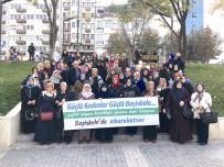 OSMAN GAZI - Başiskele Belediyesi'nden Kadınlar İçin Bursa Gezisi