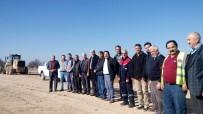 YONCALı - Başkan Musa Yılmaz Açıklaması Alt Yapı Ve Grup Yolu Genişletme Çalışmaları Başladı