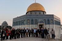 NİLHAN OSMANOĞLU - Başkan Toru Açıklaması 'Kudüs'ün Hadimi Ve Hizmetkârı Olacağız'
