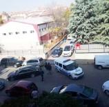 BAĞLUM - Başkent'te Polisten Kaçan Şüphelilerin Kullandığı Araç Polise Çarptı