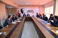 İŞ SAĞLIĞI - Belediye Personeline İş Güvenliği Semineri