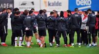 GÖKHAN GÖNÜL - Beşiktaş Akhisarspor Mesaisini Sürdürdü