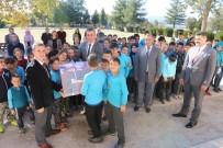 Bucak'ta Atık Pil Toplayan Okullara Ödül