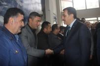 HAKKARİ VALİSİ - Cazibe Merkezleri İle Hakkari'de İstihdam Sağlanacak
