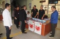 ORGAN BAĞIŞI HAFTASI - Cizre Devlet Hastanesi Organ Bağışı Standı Açtı