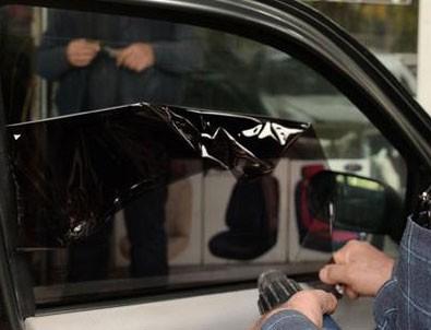 Cumhurbaşkanı Erdoğan, cam filminde devreye girdi