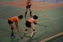 BELÇIKA - Dalaman'da, Kadınlar Salon Hokeyi 1 Ligi Oynanıyor