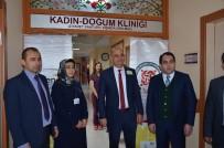 HULUSİ EFENDİ - Darende'de 'Hoş Geldin Bebeğim' Projesi Uygulanmaya Başladı