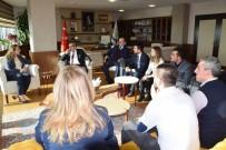 YOL HARITASı - Düzce Üniversitesi'nde DEHA's Tıp Konsorsiyumu Toplantısı Gerçekleştirildi