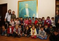 HAŞIM İŞCAN - Ekolojik Kreş Öğrencileri Atatürk Evi'nde