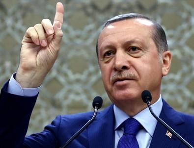 Erdoğan'dan AK Partili milletvekillerine mesajlar