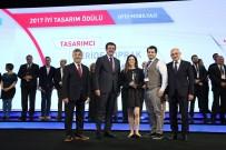 MEHMET BÜYÜKEKŞI - Ersa'ya Design Turkey 2017'Den 'İyi Tasarım' Ödülü
