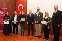 JINEKOLOG - EVKA Projesi'nin Başarıyla Tamamlayan Kadınlar Sertifikalarını Aldı