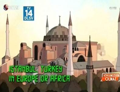 Family Guy dizisinde Şehitler Köprüsü'ne saldırdılar