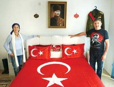 Fatma Girik'in Atatürk aşkı