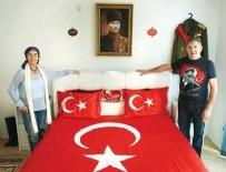 FATMA GİRİK - Fatma Girik'in Atatürk aşkı