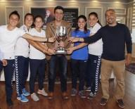 HÜSEYIN TÜRK - Futbol'da Kadınlar Ligi Başlıyor